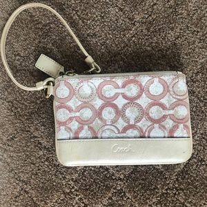 Coach Coin Purse/Wallet/Wristlet